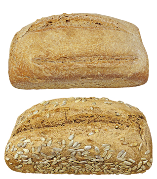 Pain de blé entier au levain bio* (Le Traditionnel)